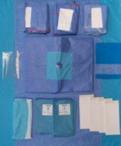 Bulto de Ropa Artroscopia Rodilla Simple O-106 ARTROMED Real