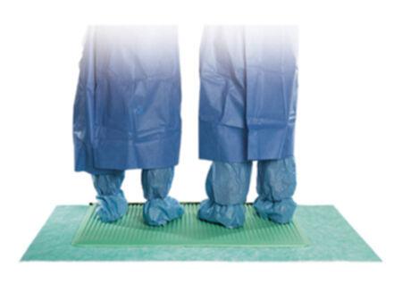 Cirujanos en tapete ecosuctioner