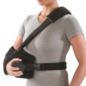 3102 Cabestrillo con cojín abductor y pelota de ejercicio para cirugía de hombro