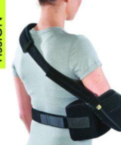 3102 Cabestrillo con cojín abductor y pelota de ejercicio para cirugía de hombro Espalda