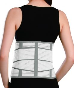 OL-WA110 Faja de Soporte Sacro Lumbar para Dolor espalda o dolor en Deporte trasera Recorte