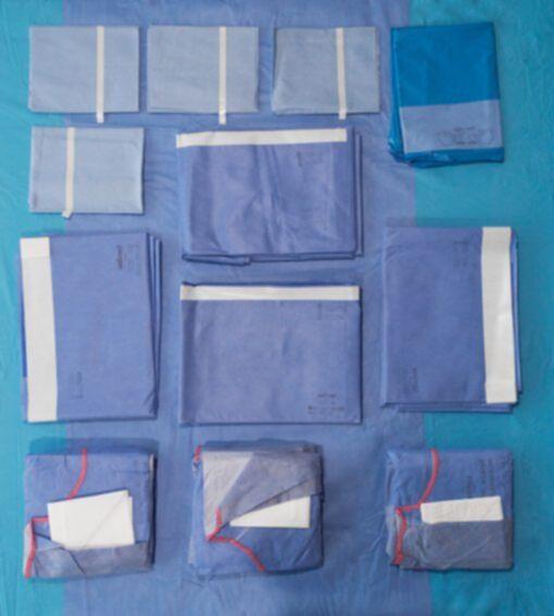 Bulto de Ropa Cirugía Universal O-101 ARTROMED Real