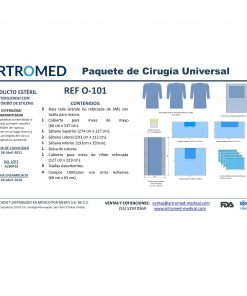 O-101 Paquete de Cirugía Universal I