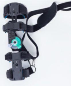 OL-EL093 Codera y Cabestrillo Mecánica Graduable Post Operatoria Universal ROM ARTROMED Desarmado
