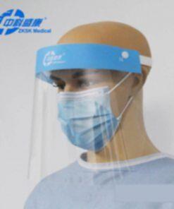 Careta Protectora Facial con Visor antiempañante Lateral