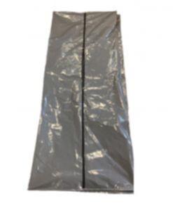 Bolsa para Cadáver Impermeable y Biodegradable de Polietileno calibe 800. Medida 80 cm x 200 cm con cierre, soporta hasta 200 KG. Marca ARTROMED